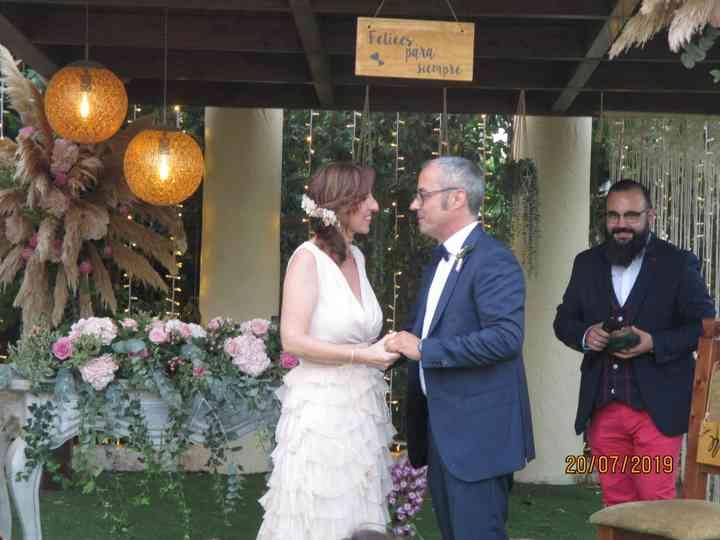 La boda de Rosa y Omar