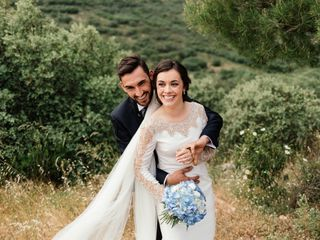 La boda de Sandra y Ismael