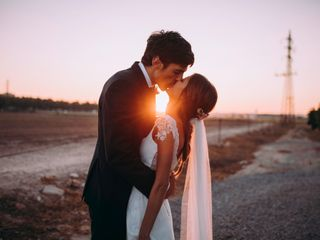 La boda de Amparo y Vicente