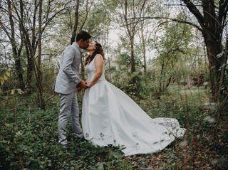 La boda de Mara y Quim
