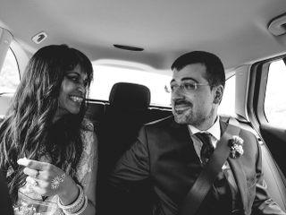 La boda de Yamini y Ivan