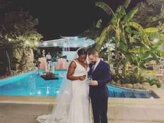 La boda de Malena  y Luis 1