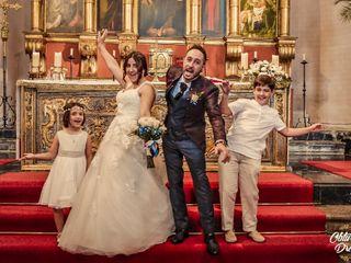 La boda de Isabel  y Robert 1
