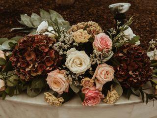 La boda de Carolina y Rubén 1