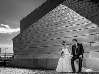 La boda de Toño y Tania