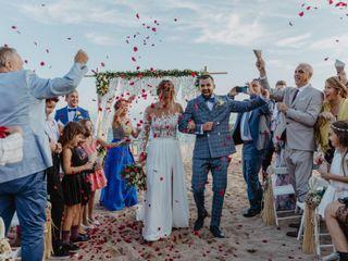 La boda de Aroha y Wadinsen