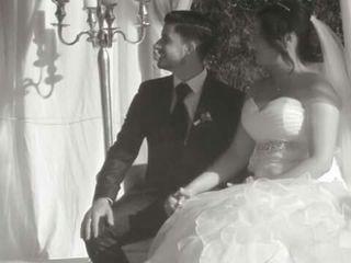 La boda de Eunice y David 1