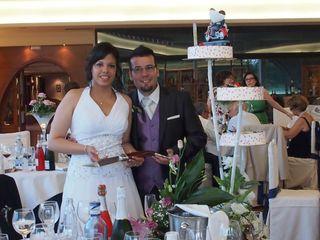 La boda de Isaac Palop y Verónica Curro