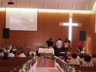 La boda de Isaac Palop y Verónica Curro 1