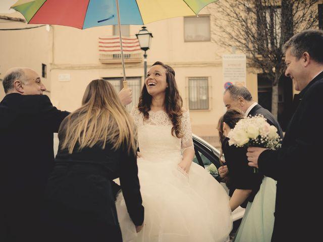 La boda de Oriol y Marta en Sant Fost De Campsentelles, Barcelona 22