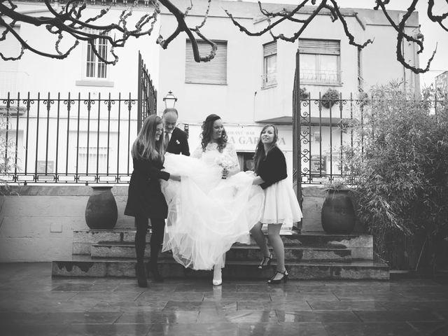 La boda de Oriol y Marta en Sant Fost De Campsentelles, Barcelona 23