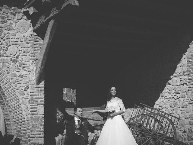 La boda de Oriol y Marta en Sant Fost De Campsentelles, Barcelona 31