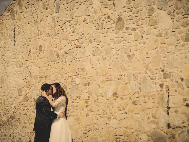 La boda de Oriol y Marta en Sant Fost De Campsentelles, Barcelona 34