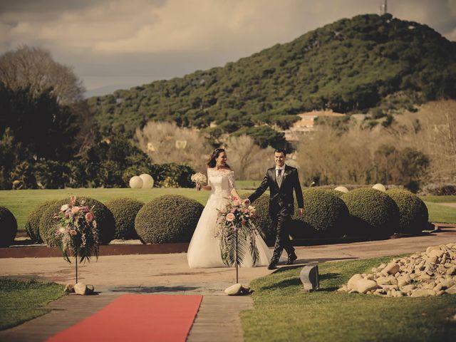 La boda de Oriol y Marta en Sant Fost De Campsentelles, Barcelona 40