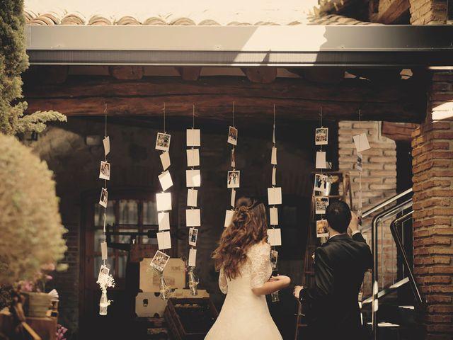 La boda de Oriol y Marta en Sant Fost De Campsentelles, Barcelona 42