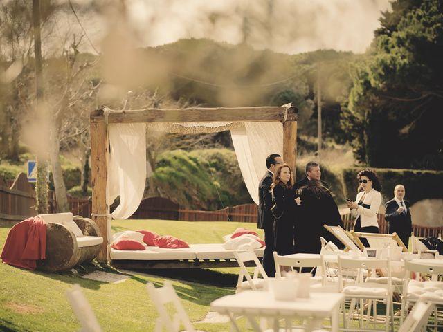 La boda de Oriol y Marta en Sant Fost De Campsentelles, Barcelona 44