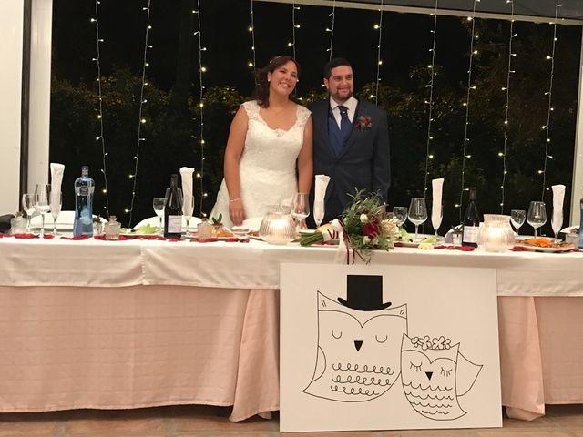 La boda de Araceli y Eduard