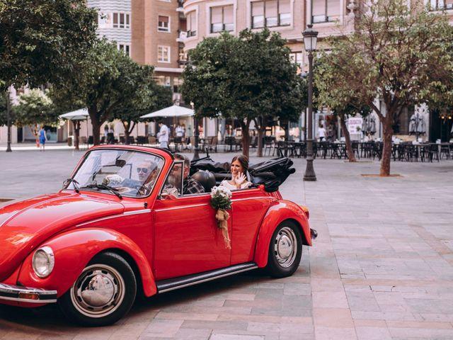 La boda de Vicente y Amparo en Valencia, Valencia 52