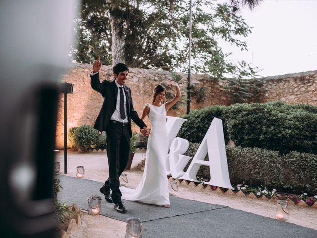La boda de Vicente y Amparo en Valencia, Valencia 100
