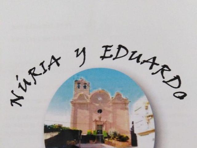 La boda de Eduardo y Núria en Alcarras, Lleida 7