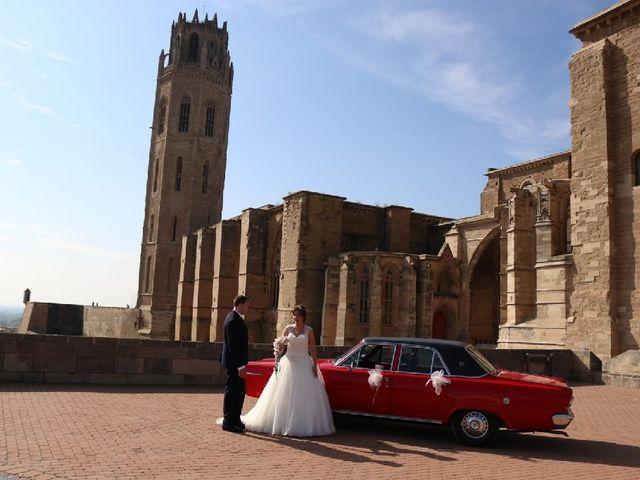 La boda de Eduardo y Núria en Alcarras, Lleida 2