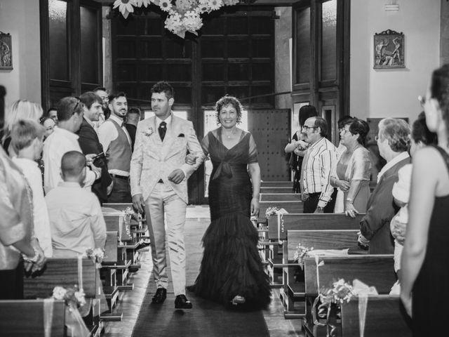 La boda de Quim y Mara en Sant Feliu De Guixols, Girona 12
