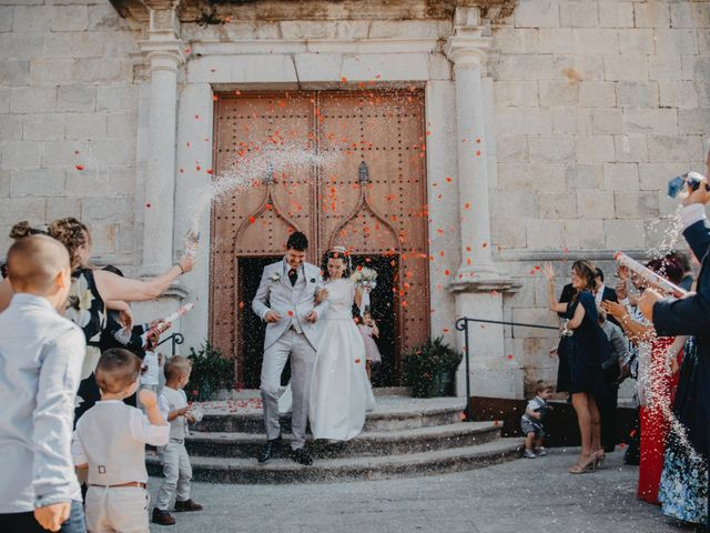 La boda de Quim y Mara en Sant Feliu De Guixols, Girona 16