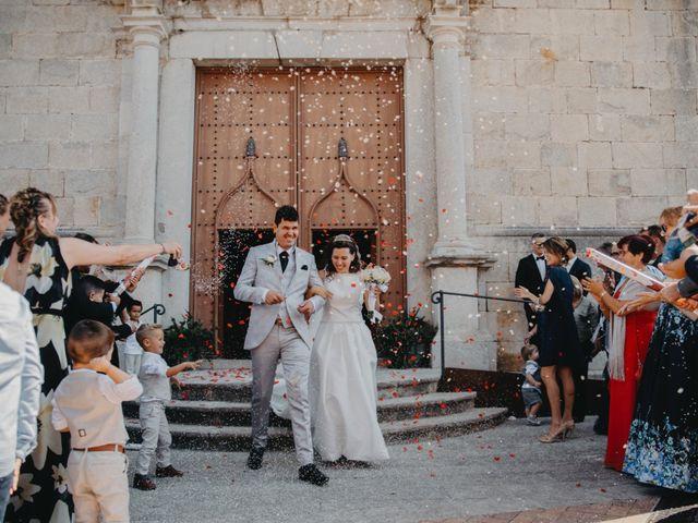 La boda de Quim y Mara en Sant Feliu De Guixols, Girona 17