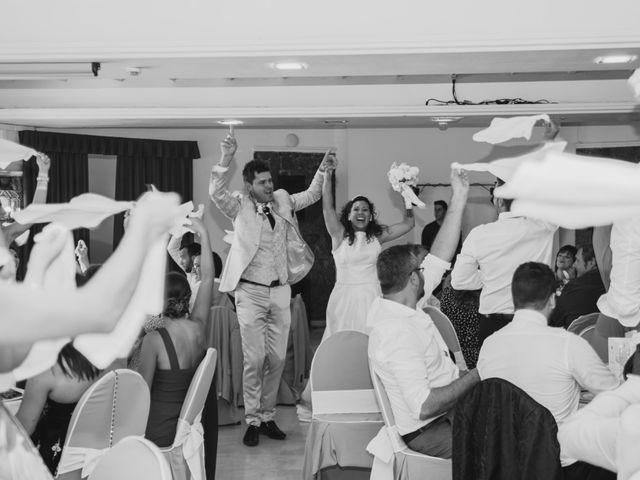 La boda de Quim y Mara en Sant Feliu De Guixols, Girona 22