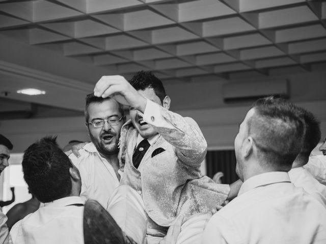 La boda de Quim y Mara en Sant Feliu De Guixols, Girona 25