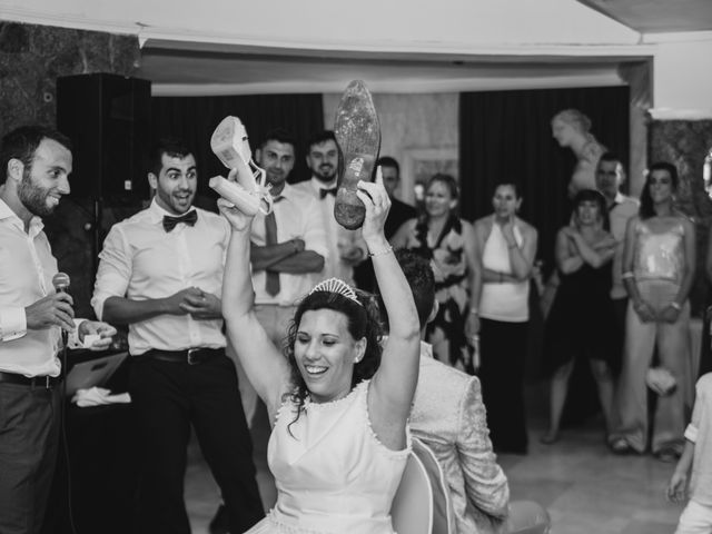 La boda de Quim y Mara en Sant Feliu De Guixols, Girona 39