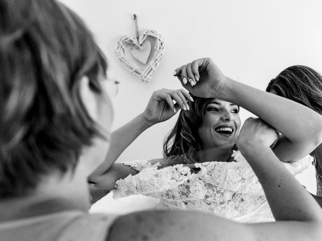 La boda de Juanjo y Iulia en Malagon, Ciudad Real 6