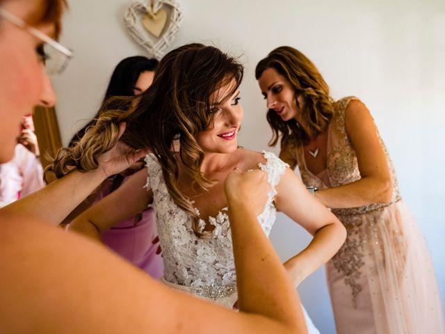La boda de Juanjo y Iulia en Malagon, Ciudad Real 7