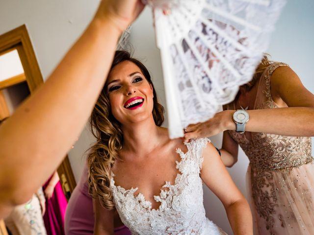 La boda de Juanjo y Iulia en Malagon, Ciudad Real 8