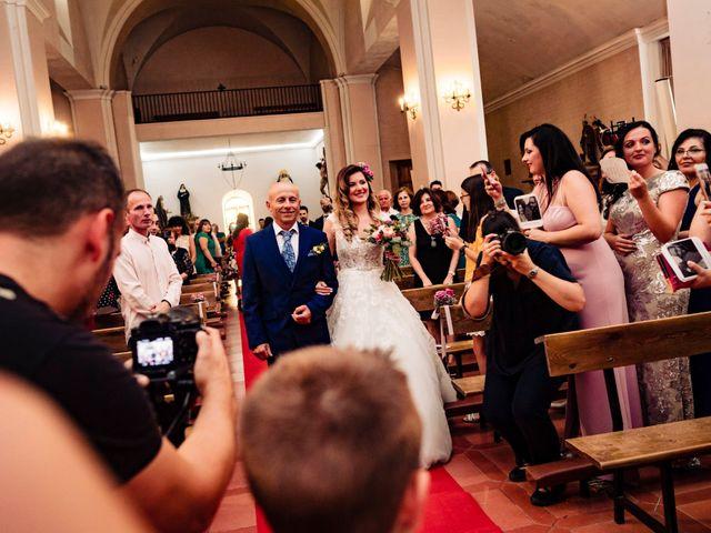 La boda de Juanjo y Iulia en Malagon, Ciudad Real 13