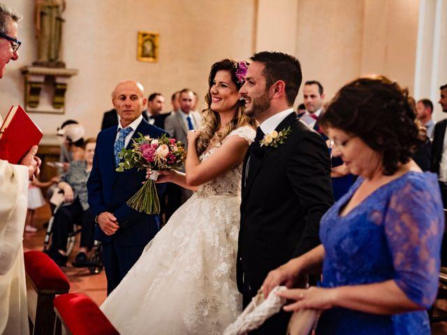 La boda de Juanjo y Iulia en Malagon, Ciudad Real 16
