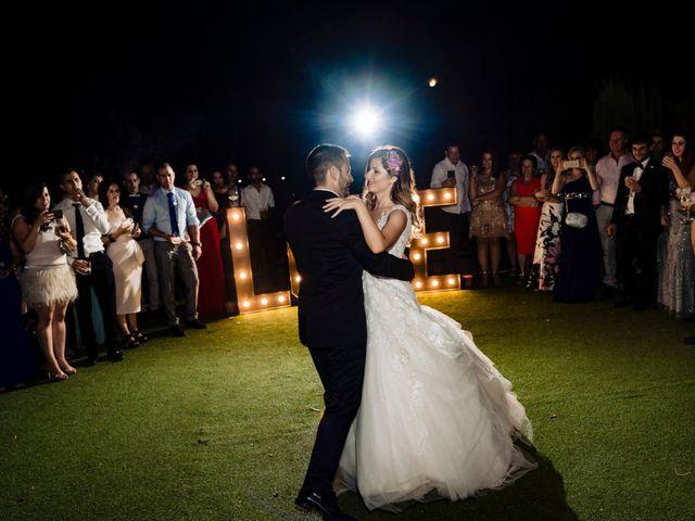 La boda de Juanjo y Iulia en Malagon, Ciudad Real 33