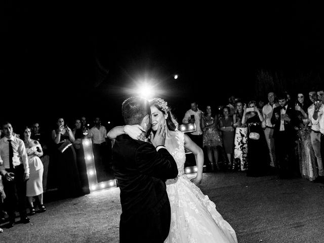 La boda de Juanjo y Iulia en Malagon, Ciudad Real 34