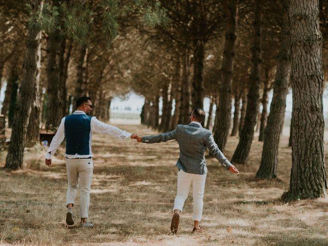 La boda de Shane y Aoife en Sant Pere Pescador, Girona 5