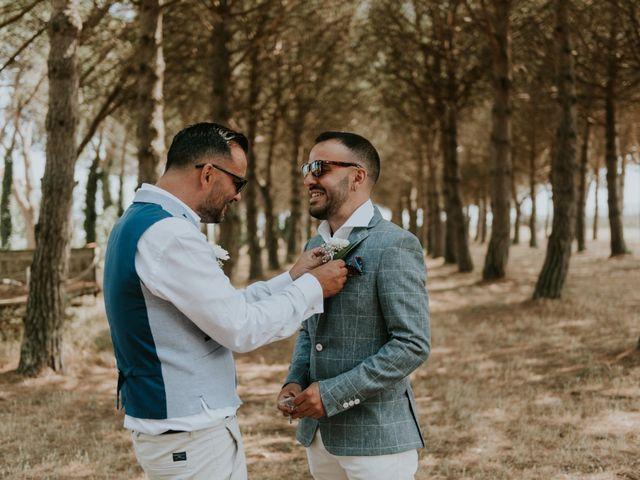 La boda de Shane y Aoife en Sant Pere Pescador, Girona 6