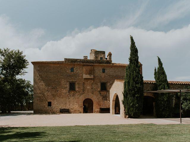 La boda de Shane y Aoife en Sant Pere Pescador, Girona 10