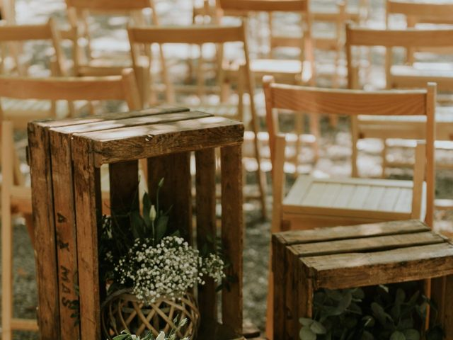 La boda de Shane y Aoife en Sant Pere Pescador, Girona 12