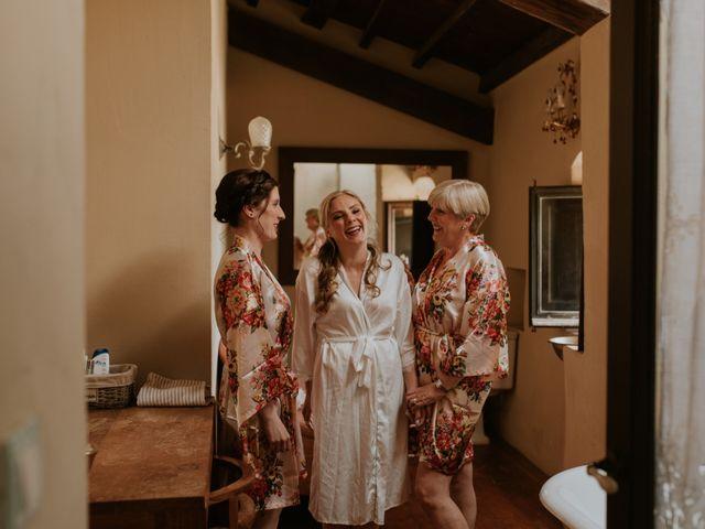 La boda de Shane y Aoife en Sant Pere Pescador, Girona 20