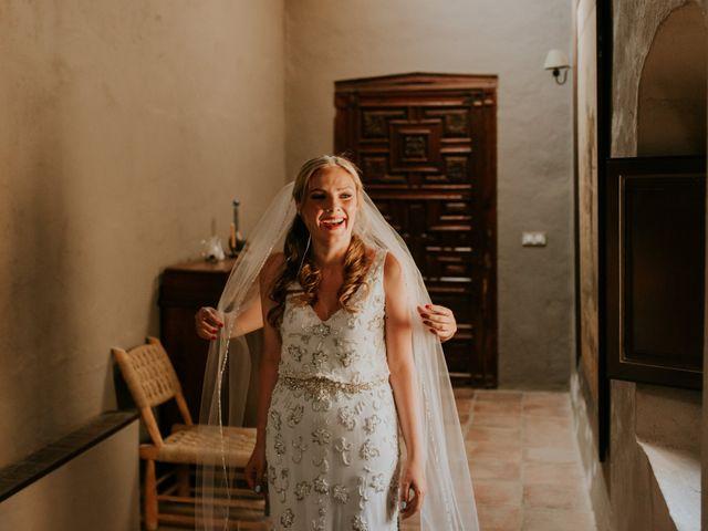 La boda de Shane y Aoife en Sant Pere Pescador, Girona 24