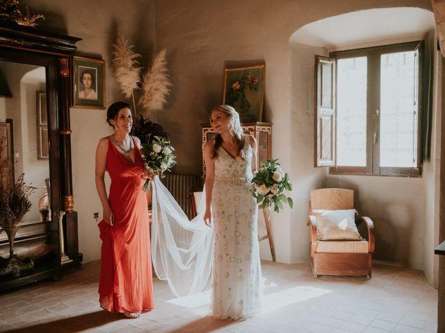 La boda de Shane y Aoife en Sant Pere Pescador, Girona 31