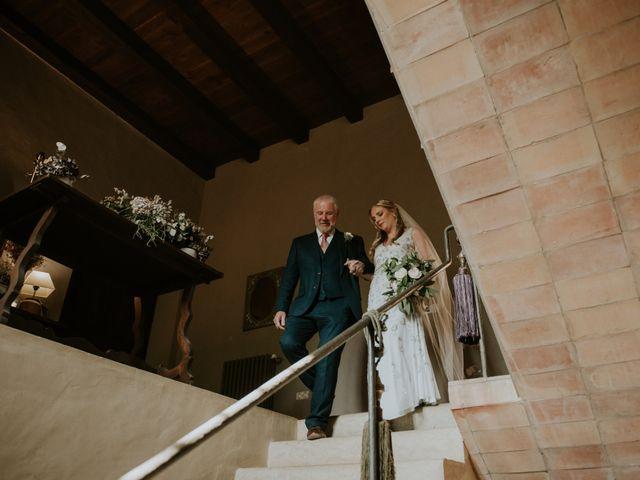 La boda de Shane y Aoife en Sant Pere Pescador, Girona 34