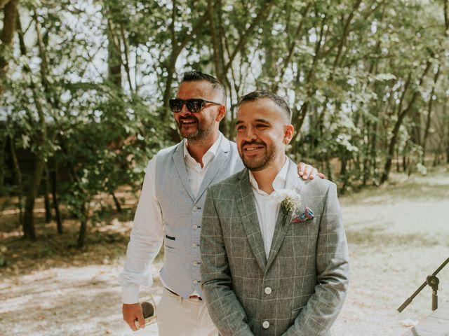 La boda de Shane y Aoife en Sant Pere Pescador, Girona 36