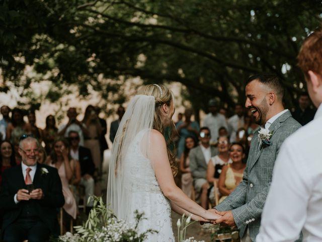 La boda de Shane y Aoife en Sant Pere Pescador, Girona 38