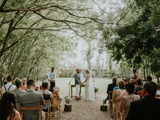 La boda de Shane y Aoife en Sant Pere Pescador, Girona 1