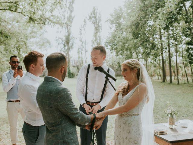 La boda de Shane y Aoife en Sant Pere Pescador, Girona 43